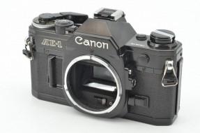 body Canon AE-1 black