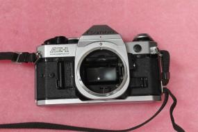 Body Canon AE-1 program (Trưng Bày)