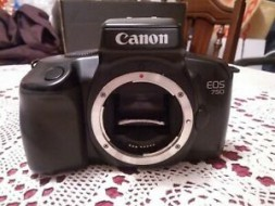 body canon eos 750 Film