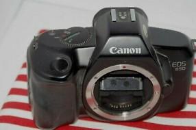 body canon eos 850 Film