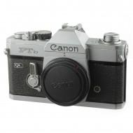 body Canon FTb chrome