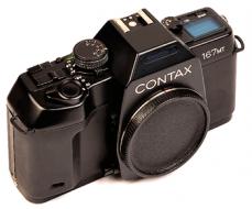 body Contax MT167 (tặng lens trưng bày)