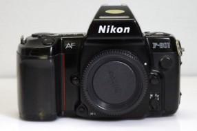 Body Film Nikon F-801