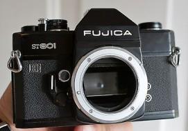 body Fujica ST801