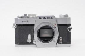 body Konica FTA trưng bày