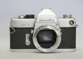 body Minolta SR-7