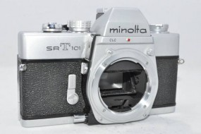 body Minolta SRT 101