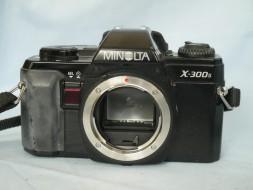 body minolta X300s trưng bày
