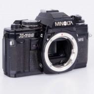 body Minolta X700 trưng bày