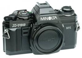 body Minolta X700
