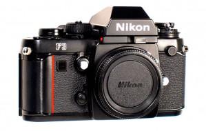 Body Nikon F3