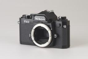 body Nikon FM2N black