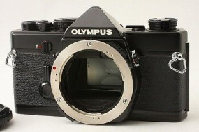 body Olympus OM-1 black