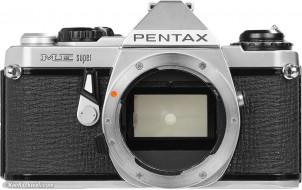 body Pentax ME super trưng bày