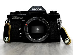 body ricoh XR500