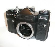 body Zenit EM trưng bày