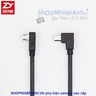 Cable kết nối máy ảnh Sony và Zhiyun crane 2 V2 Plus Crane M