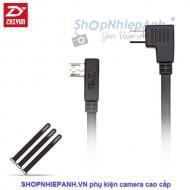 Cable kết nối máy ảnh Sony và Zhiyun crane / crane M