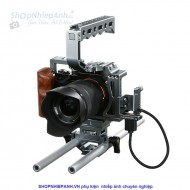 Cage rig Sevenoak SK-A7C1 design for sony A7 A7ii series