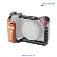 Cage Ulanzi UURig C-A6400 upgraded metal for Sony A6500 A6400 A6300 A6100 A6000