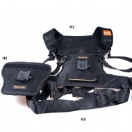 Camera Carrying Vest Camera Holster H1+H2+H3