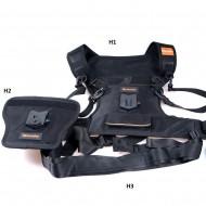 Camera Carrying Vest Camera Holster H1+H2+H3