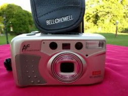 camera film Bell Howell Z-200