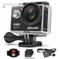 Camera Hành Trình Amkov 6000S Wifi 1080p chống nước