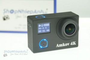 Camera Amkov 8000s PLUS 4K sony