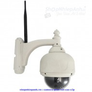 Camera IP ngoài trời SmartZ SCD1019 HD optical zoom