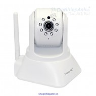 Camera IP SmartZ SCX1001 HD 1.0mp