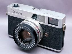 Canon canonet 45f1.9 (không đo sáng)