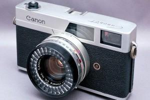 Canon canonet 45f1.9