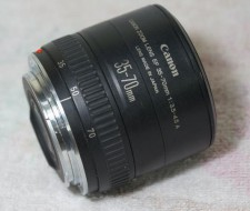 Canon EF 35-70f3.5-4.5 A