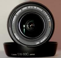 Canon EF-S 18-55f3.5-5.6 II USM