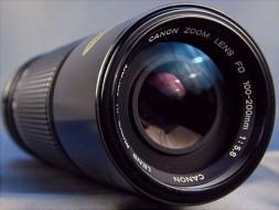 Canon FD 100-200f5.6