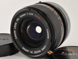 Canon FD 24f2.8 SSC (đã chuyển ngàm EOS)