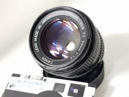 Canon FD 50F1.4 (FD new)