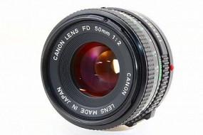 Canon FD 50f2