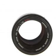 Canon FD 85f1.8 SSC