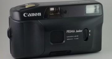 Canon Prima junior (lens 35mm f3.5)