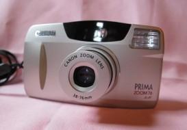 Canon prima zoom 76 date (lens 38-76mm)
