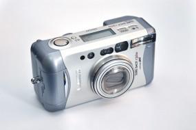 Canon sureshot 130 (lens 38-130)