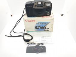 Canon sureshot OWL fullbox sưu tầm (lens 35f4.5)