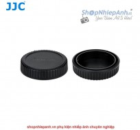 Cap body và cap lens for canon RF mount (eos R)