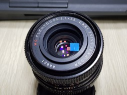 Carl Zeiss 35F2.4 Jena DDR Flektogon MC đỏ