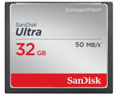 CF Sandisk 32G Ultra 50mb/s 333X