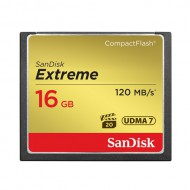 CF SANDISK Extreme 16GB 120mb/s 800X
