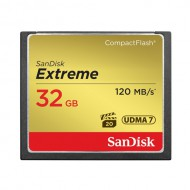CF SANDISK EXTREME 32GB 120MB/S 800X