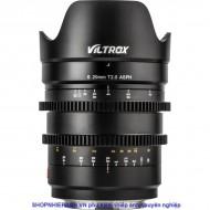 Cine Lens Viltrox S 20mm / T2.0 L-mount for Full Frame panasonic leica